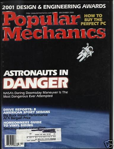Popular Mechanics Dec. 2000 Volume 177 No. 12