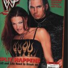 WF Magazine Jan02 Matt & Lita Dudleys Losers Machine ++