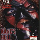 WF Magazine April01 Kane's Hell Divas Chris Benoit Mind