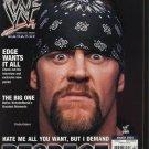 WF Magazine March02 Christian Jericho Billy Gunn & +++