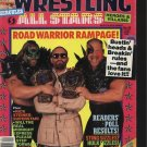Wresling All Stars Magazine April 1989 Hercules &  More