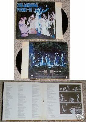 The Osmonds Phase III Record Music Album LP 33
