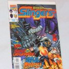 Slingers Vol.1 No.9 August 1999 Nanny Orphanmaker Ricoc