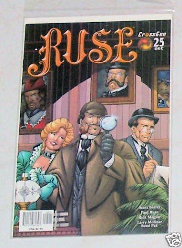 Ruse Vol. 1 Issue 25 December 2003