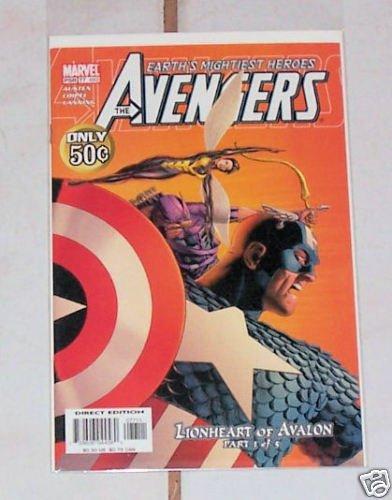 Avengers No77 Lionheart Avalon Part 1 of 5 March 2004