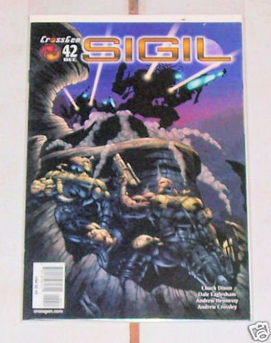 Sigil Vol. 1 Issue No. 42 December 2003