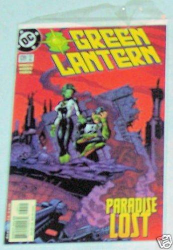 Green Lantern  139  August 2001  Paradise Lost