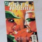 Green Arrow No. 8    Quiver Part Eight  November 2001
