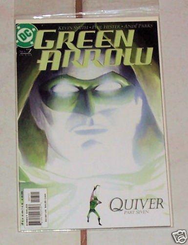 Green Arrow No. 7    Quiver Part Seven  October 2001