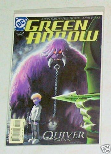 Green Arrow No. 9    Quiver Part Nine   December 2001