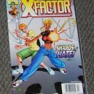 X-Factor Vol. 1 No. 147 July 1998
