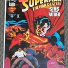 Superman    Man Of Steel  47   August 1995