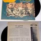 Tchaikowsky 1812 Overture Record Music Album LP 33