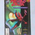 Neuro Jack Vol. 1 No. 1 August 1996 Big E Comics