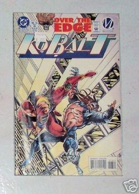 Kobalt No. 13 Over The Edge July 1995 DC Comics