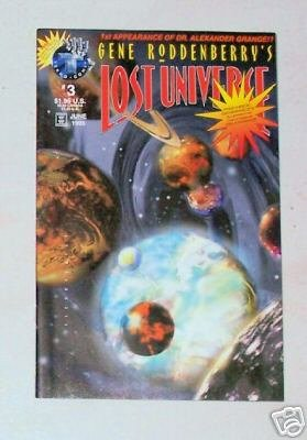 Gene Roddenberry's Lost Universe Vol.1 No.3 June 1995