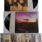 Emerson Lake & Palmer  Trilogy  Record LP   33 Album