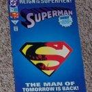 DC COMICS REIGN OF SUPERMEN  78 JUNE 1993