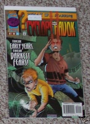 WHAT IF CYLCLOPS AND HAVOK  VOL 2 NO 90 OCTOBER 1996