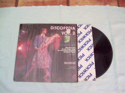Discopedia Vol. 2 Music Record Album LP 33