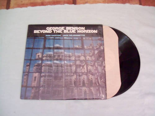 George Benson Beyond the Blue Horizon   Album LP 33