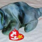 Rainbow the Chameleon TY Beanie Babies Collectible