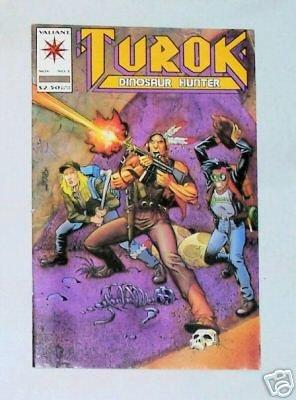 Turok Dinosaur Hunter Vol. 1 No. 5 Nov93 Valiant Comics