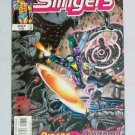 Slingers Riders of the Swarm Vol. 1 No. 8 Marvel Comics