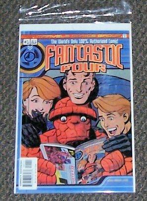Fantastic Four Vol. 1 No. 1 May 2000
