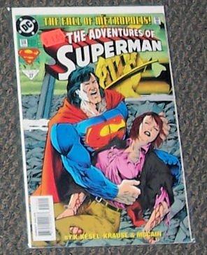 Superman 514   July 1994