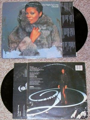 Dionne No Night So Long Record Vinyl Album LP 33