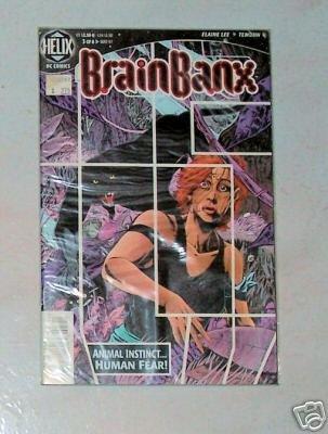 BrainBanx 3 May 1997 DC Comics