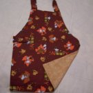 Snoopy Child's Apron with Velcro Closure