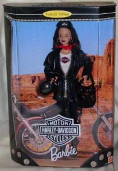 BARBIE HARLEY  #3  MINT HTF IN TRU SHIPPER! Collector