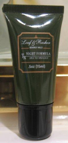 LEAF & RUSHER Beverly Hills TX NIGHT FORMULA DNA 0.5 OZ