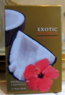 Bath Body Works EXOTIC COCONUT EDT Perfume 1.7oz NEW!
