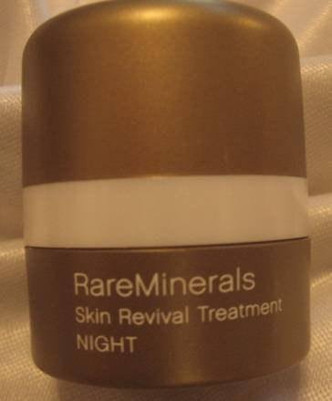 Bare Escentuals RareMinerals SKIN REVIVAL TREATMENT Light