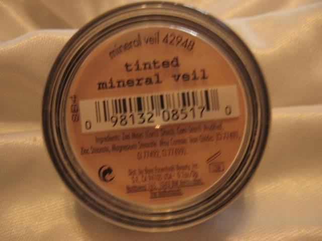 Bare Escentuals Minerals TINTED MINERAL VEIL 3.0g Large