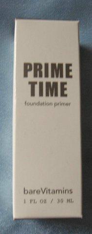 Bare Escentuals Minerals PRIME TIME PRIMER New in Box!