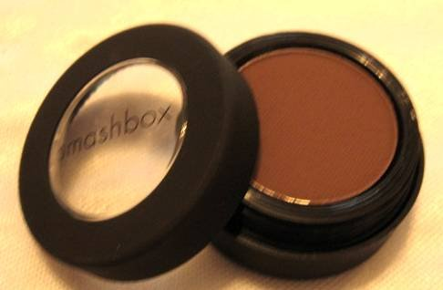 SMASHBOX EYE SHADOW ETCH Eyeshadow MATTE BROWN