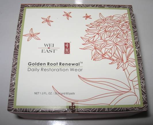 WEI EAST Golden Root Renewal DAILY RESTORATION WEAR
