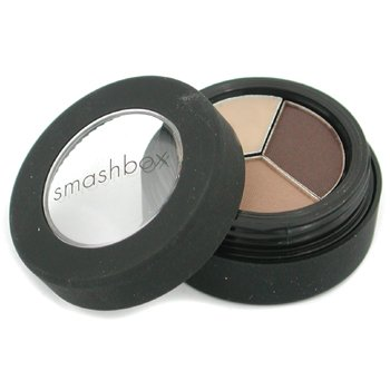 SMASHBOX  Brow Tech Trio - Brunette / Taupe / Wax