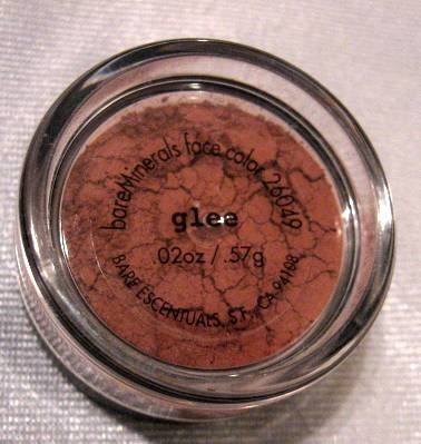 Bare Escentuals Minerals GLEE ALL OVER FACE COLOR Blush