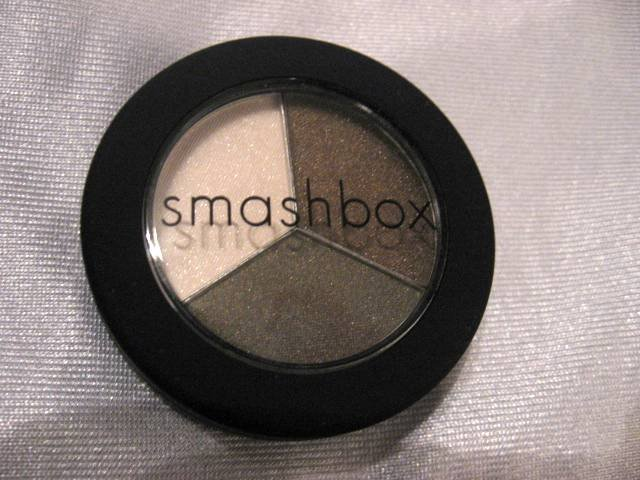 SMASHBOX EYE SHADOW TRIO ARTIST Olive Pearl Bronze