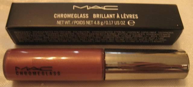 MAC Chromeglass Lip Gloss TECHNOBEET!  NEW IN BOX
