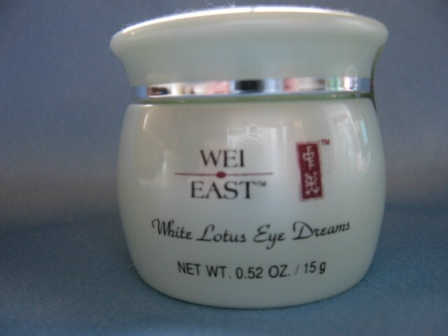 WEI EAST WHITE LOTUS Eye Dreams ANTI-AGING CREAM Ret $65