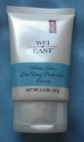 WEI EAST White Lotus LITE DAY PERFECTION Cream NEW!