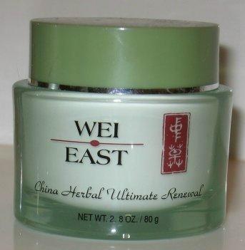 WEI EAST CHINA HERBAL Ultimate Renewal Cream HUGE 2.8OZ