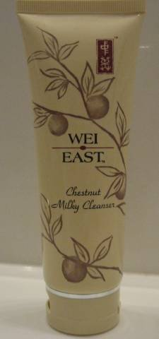 WEI EAST CHESTNUT MILKY CLEANSER 4.25 oz NEW & UNOPENED