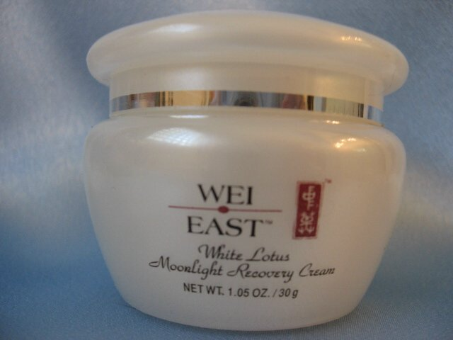 WEI EAST White Lotus Moonlight Recovery Cream 1.05 oz